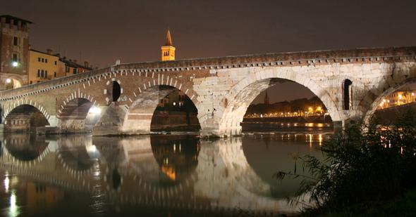ponte vecchio Verona